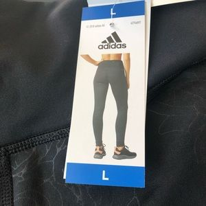 adidas Pants - NWT Adidas workout leggings!